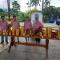 CULMINACIÓN DE TALLER DE ARTESANÍAS EN GUADUA